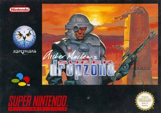 Archer Maclean's Super Dropzone Display Picture