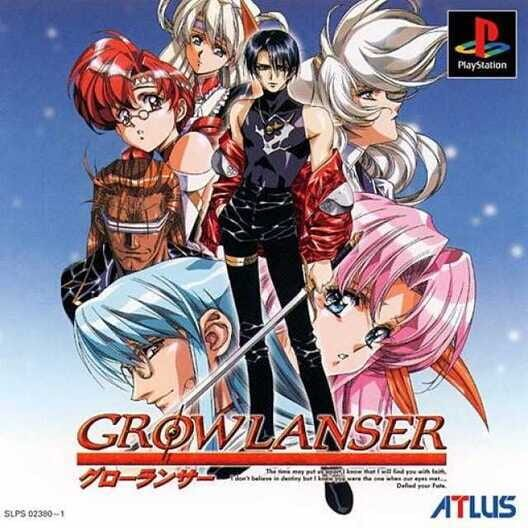 Growlanser Display Picture