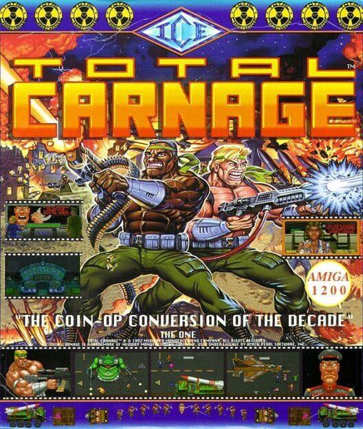 Total Carnage image
