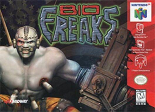 Bio F.R.E.A.K.S. image