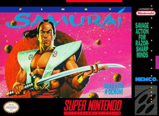 First Samurai Display Picture