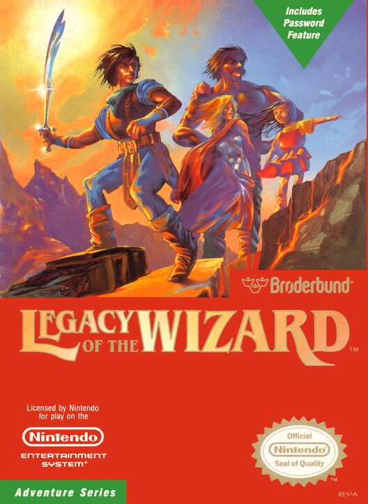 Legacy of the Wizard image
