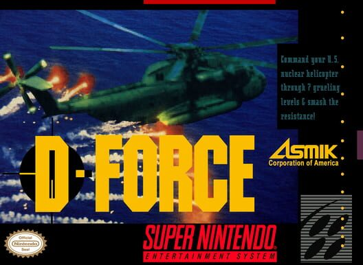 D-Force Display Picture