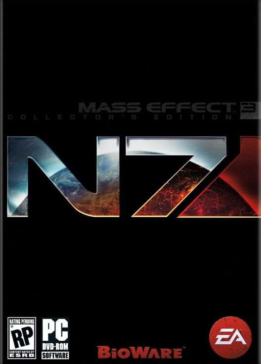 Mass Effect 3 - N7 Collector's Edition image