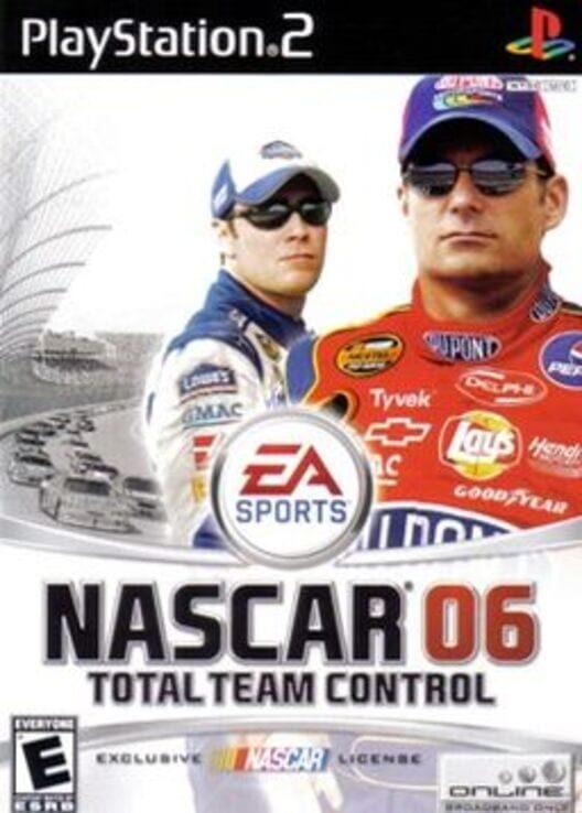 Games Like NASCAR 06: Total Team Control