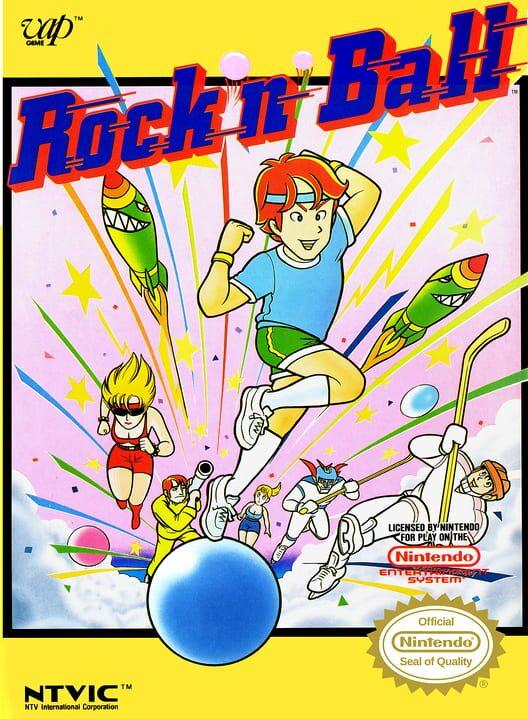Rock 'n' Ball image