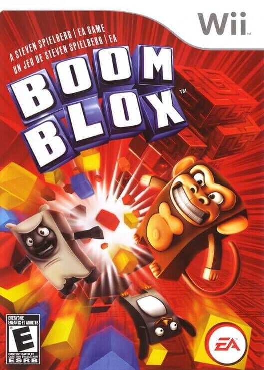 Boom Blox Gg Video Game Collection Tracker