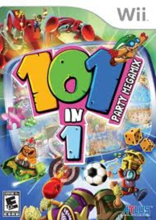 101-in-1 Party Megamix Display Picture