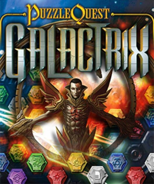 Puzzle Quest: Galactrix Display Picture