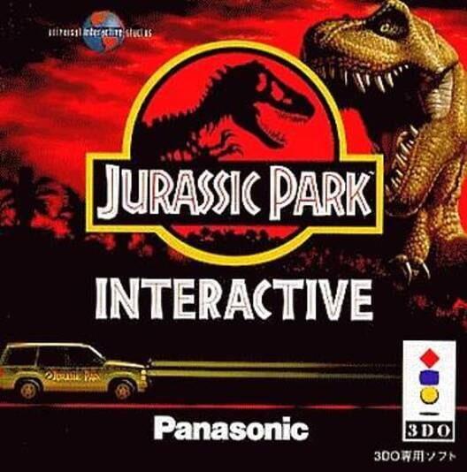 Jurassic Park Interactive image