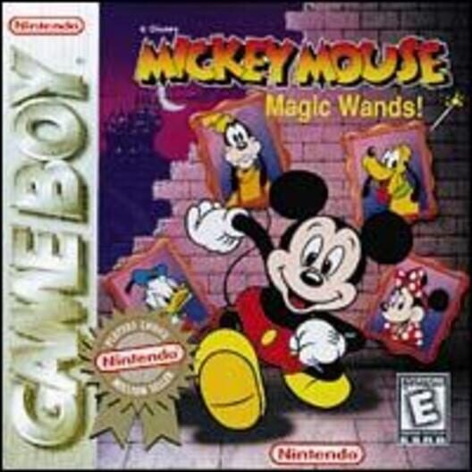Mickey Mouse: Magic Wands image