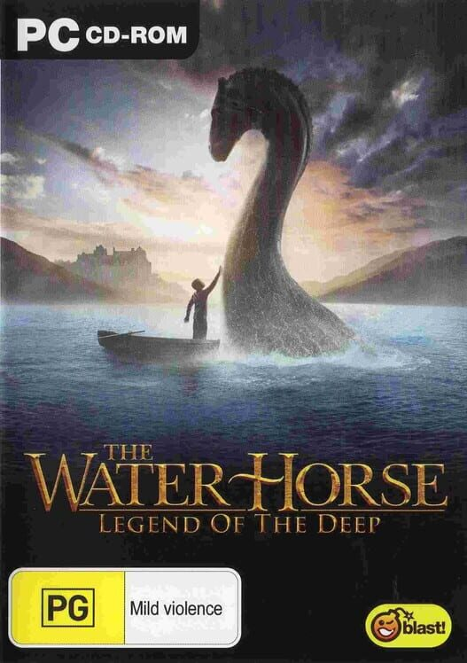 The Water Horse: Legend of the Deep Display Picture