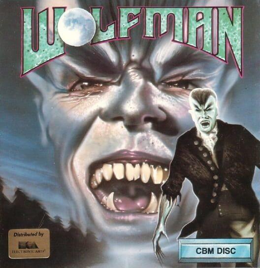 Wolfman image