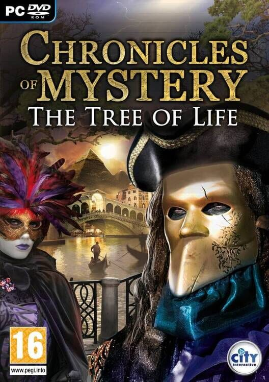 Chronicles of Mystery: The Secret Tree of Life Display Picture