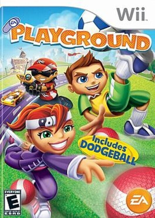 EA Playground Display Picture