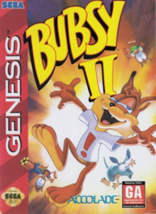 Bubsy 2 image