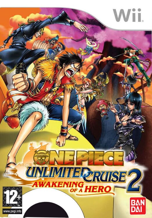 One Piece: Unlimited Cruise 2: Awakening of a Hero image
