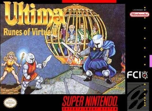 Ultima: Runes of Virtue II Display Picture