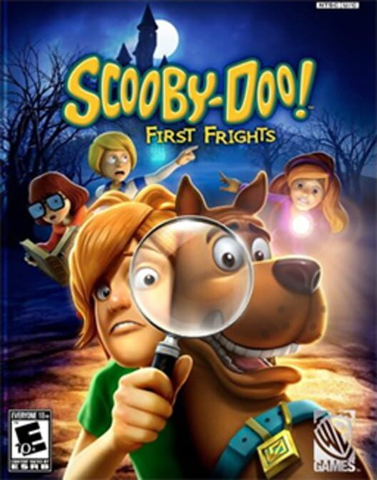 Scooby-Doo! First Frights Display Picture
