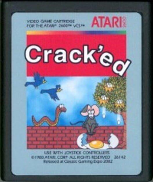 Crack'ed Display Picture