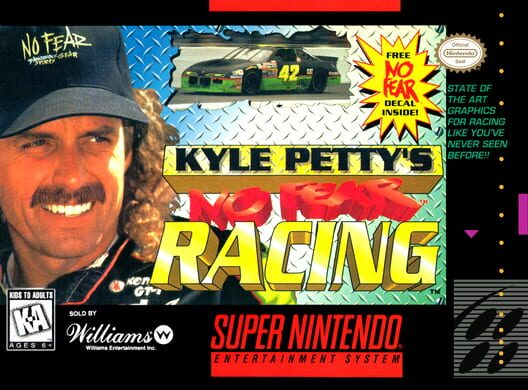 Kyle Petty's No Fear Racing Display Picture