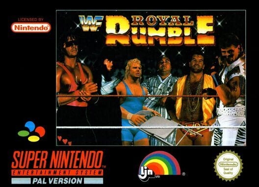 WWF Royal Rumble Display Picture