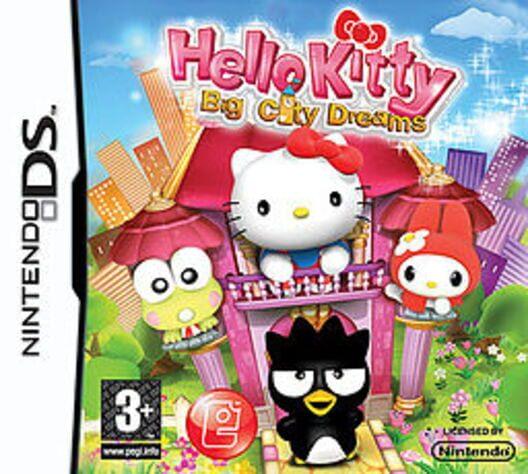 Hello Kitty: Big City Dreams image