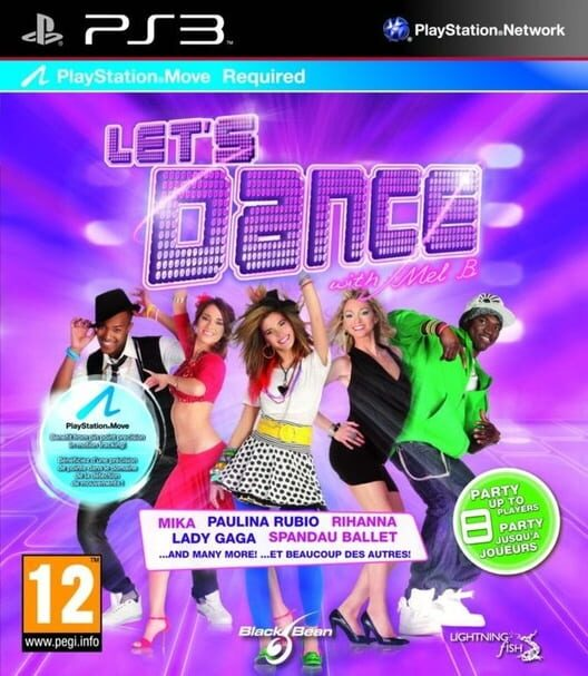 Let's Dance With Mel B image