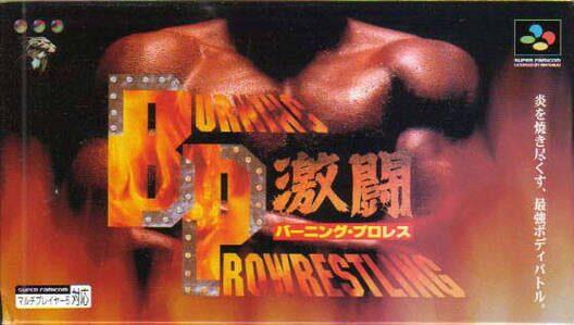 Gekitou Burning Pro Wrestling image