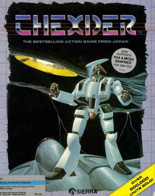 Thexder image