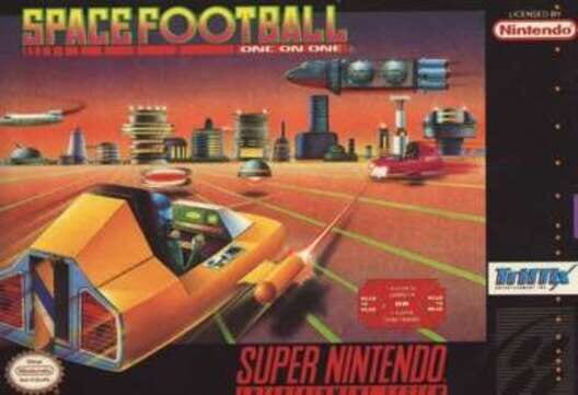 Space Football: One on One Display Picture