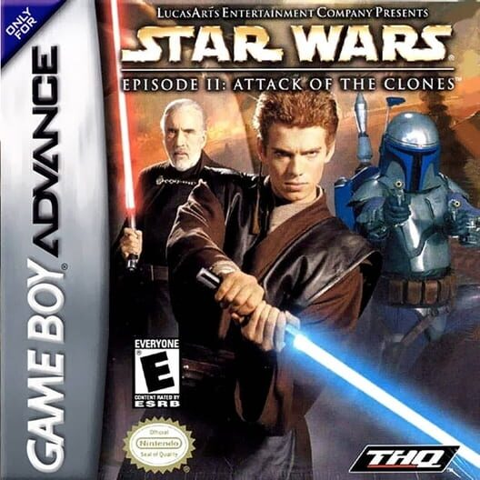 Star Wars: Episode II – Attack of the Clones image
