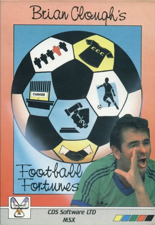 Brian Clough's Football Fortunes Display Picture