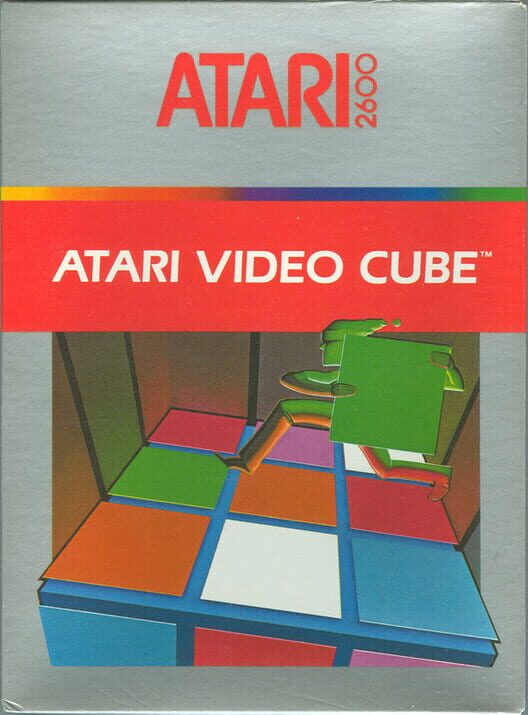 Atari Video Cube Display Picture