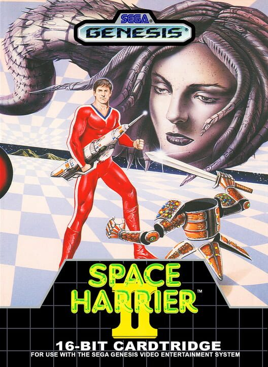 Space Harrier II image