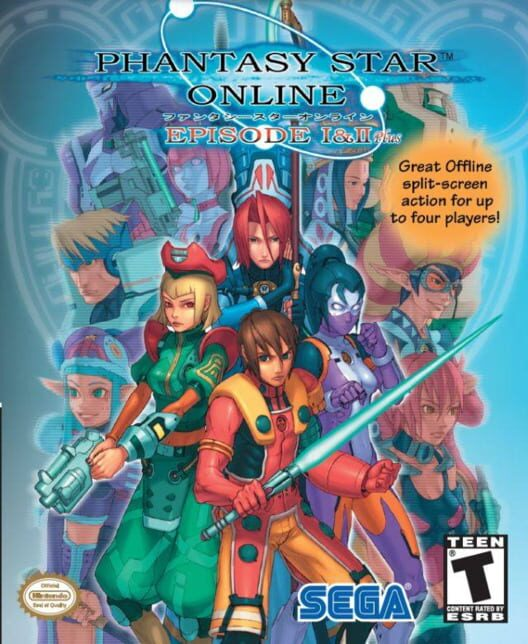 Phantasy Star Online Episode I & II Plus image