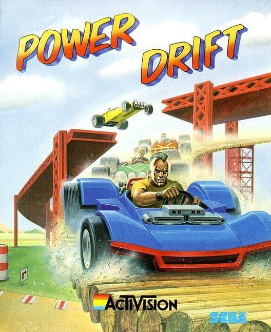 Power Drift image