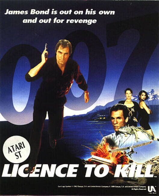 Licence to Kill image