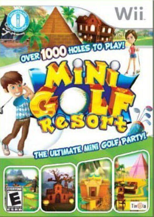 Mini Golf Resort image