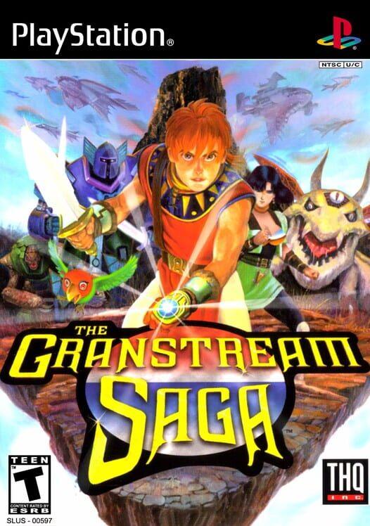 The Granstream Saga image
