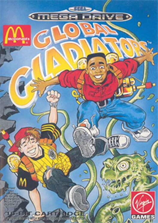 Global Gladiators Display Picture