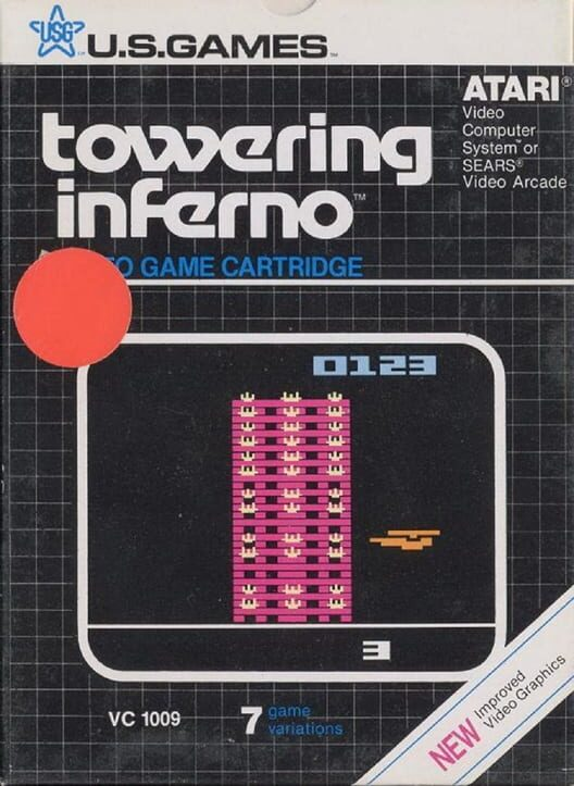 Towering Inferno Display Picture