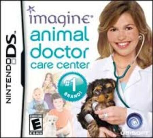 Imagine: Animal Doctor Care Center Display Picture