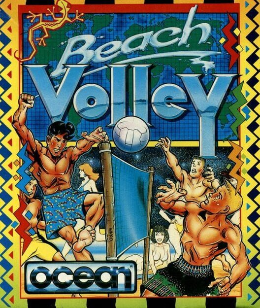 Beach Volley image