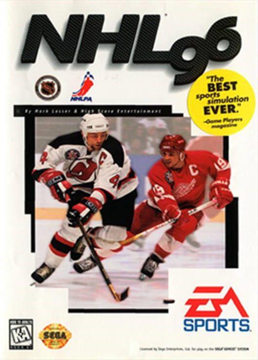 NHL 96 image