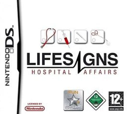 LifeSigns: Surgical Unit Display Picture