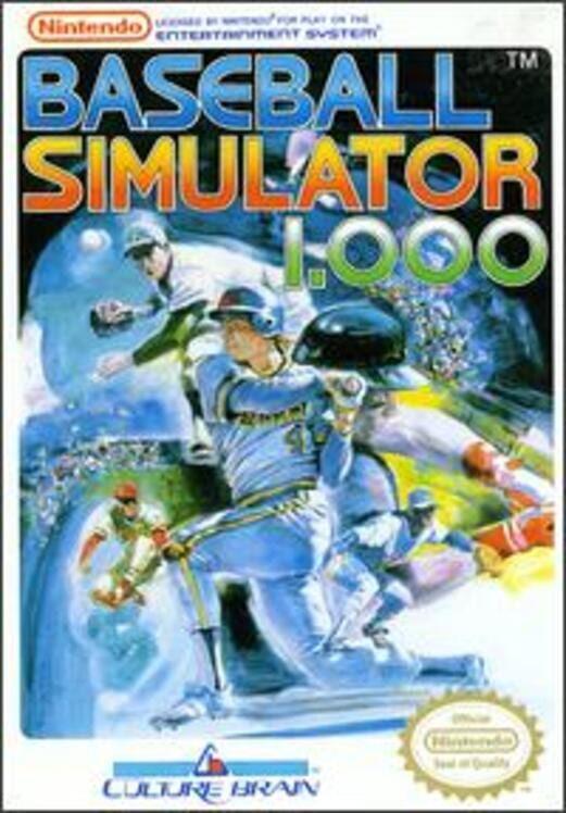 Baseball Simulator 1.000 image