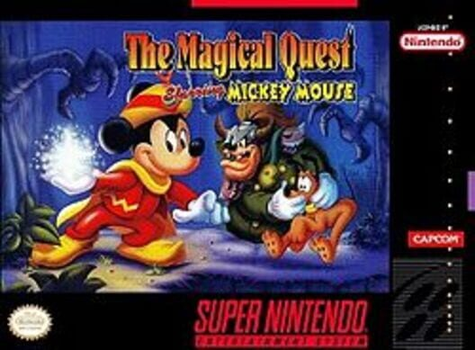 The Magical Quest Starring Mickey Mouse Display Picture