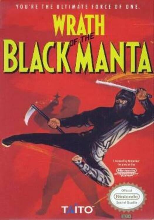 Wrath of the Black Manta image