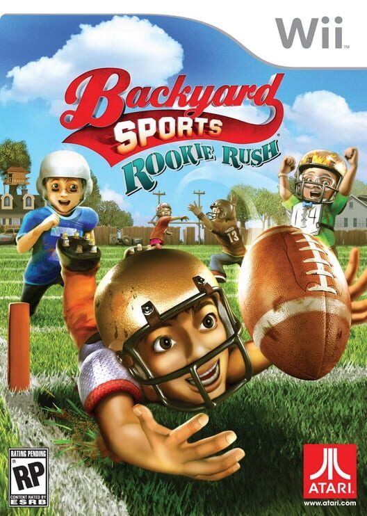 Backyard Sports: Rookie Rush Display Picture